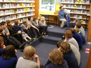 Story Reading in MACLIC