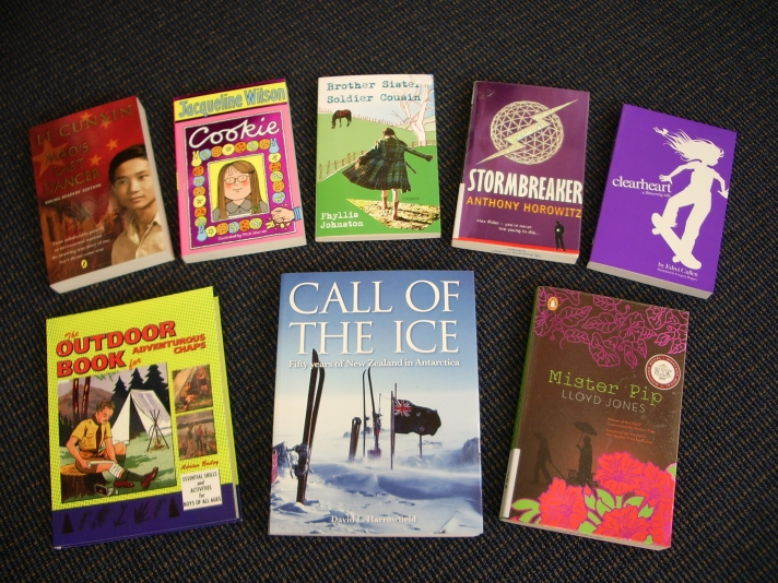 Donated Books 2009
