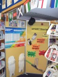 Cricket display