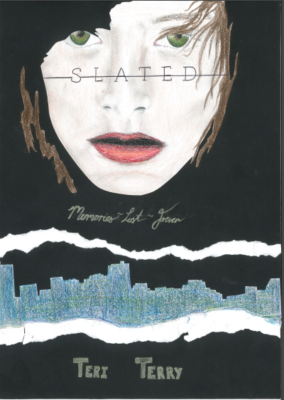Slated by Teri Terry - Poster by Ella Robinson