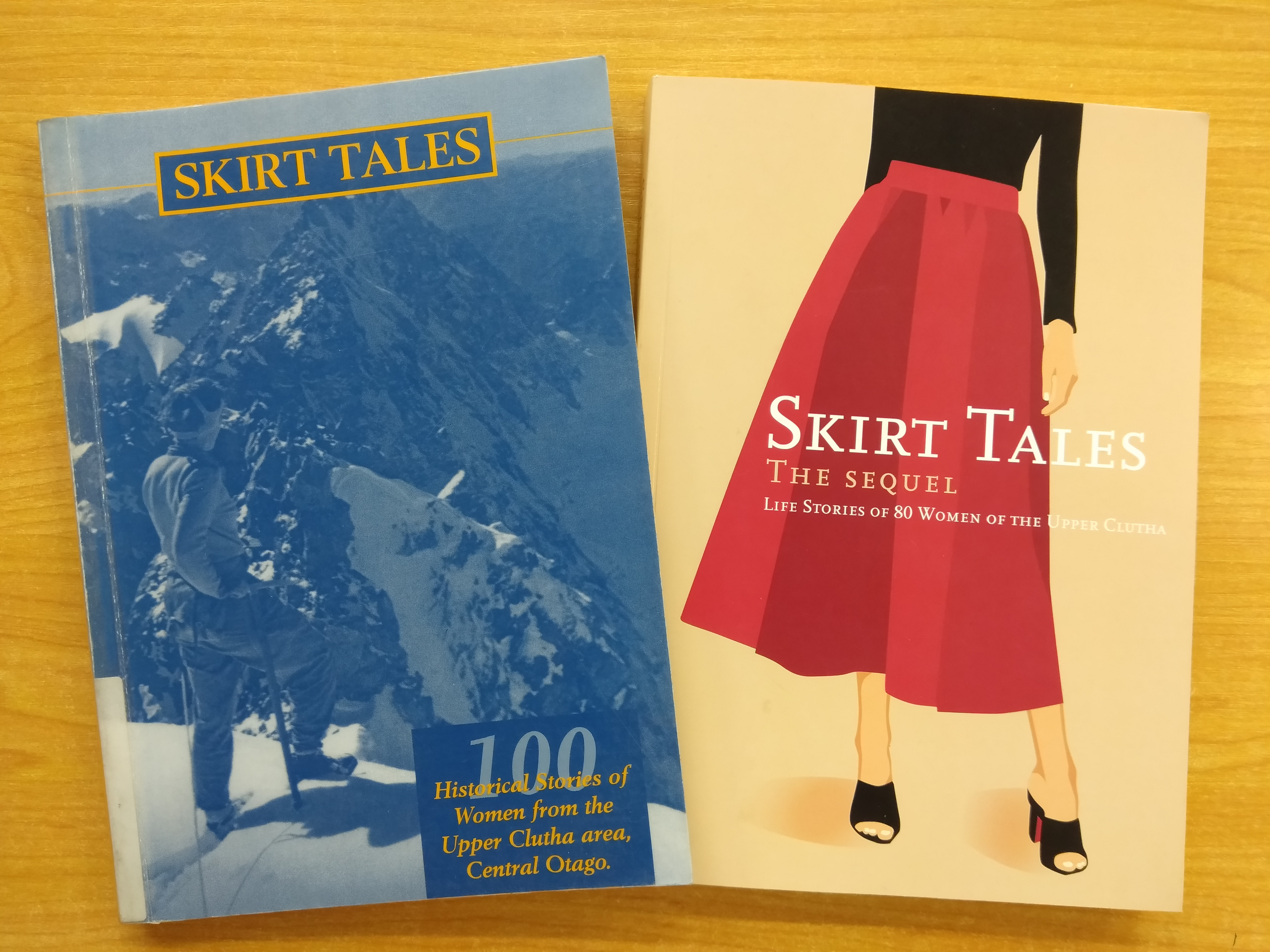 Skirt Tales
